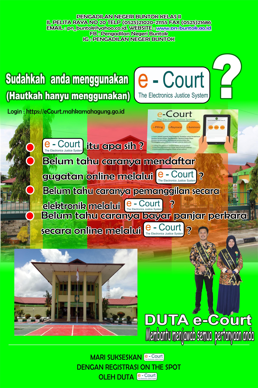 DUTA e-Court